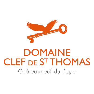 Domaine Clef de Saint Thomas logo