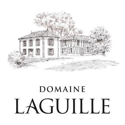 Domaine de Laguille logo