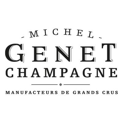 Champagne Michel Genet logo